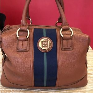 Tommy leather bag
